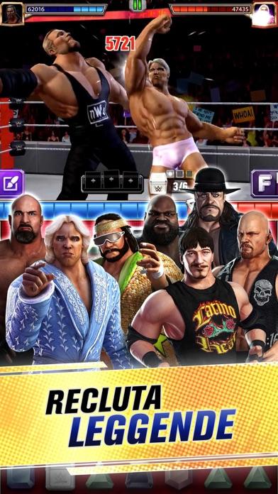 Screenshot of WWE Champions 20203