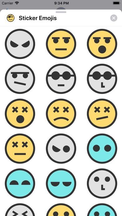 Sticker Emoji's app image