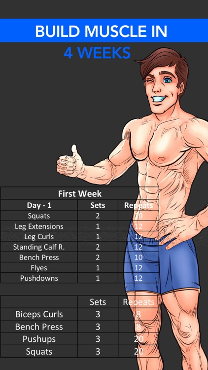 Fitzy: Best Workout App