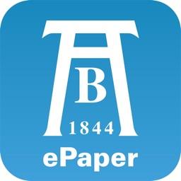A. Beig Tageszeitungen