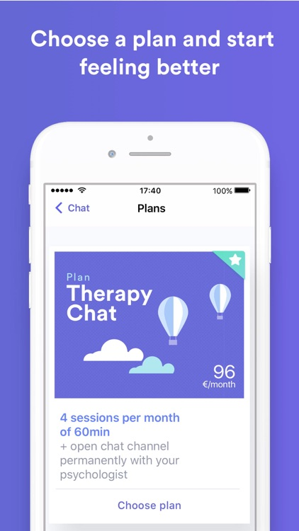 TherapyChat - Online Therapy screenshot-4