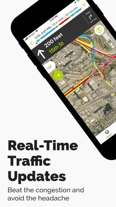 MapQuest GPS Navigation & Maps-1