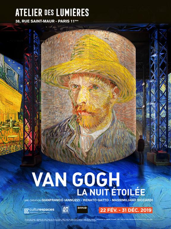 Screenshot #4 pour Van Gogh, la nuit étoilée