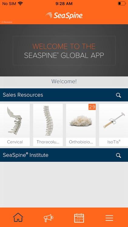 SeaSpine App