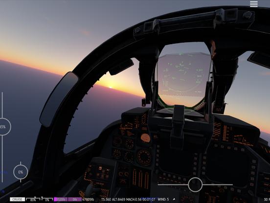 Carrier Landing HD Screenshots