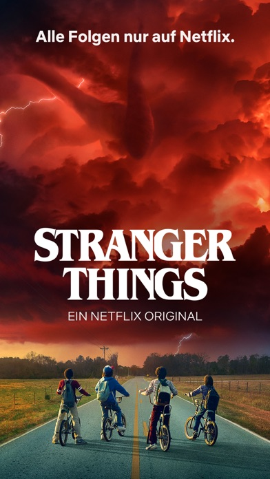 Screenshot for Netflix in Switzerland App Store
