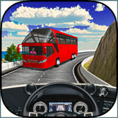 オフロード山バス運転シミュレータ 2017