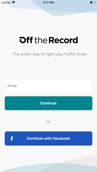 messages.download Off The Record: Ticket Lawyer software