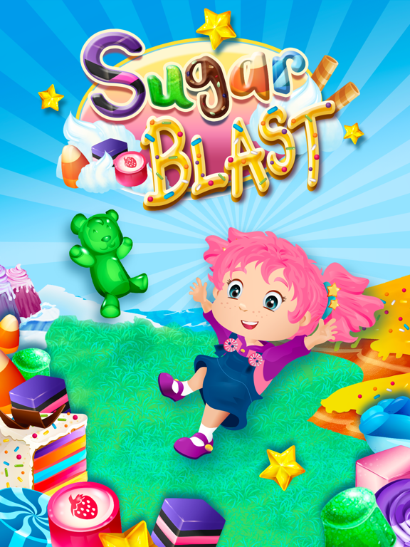 Sugar Blast: Sweet Collapse screenshot 10