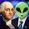 App Icon for Presidents vs. Aliens® App in United States IOS App Store