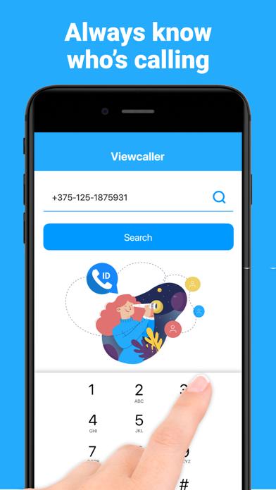 ViewCaller: Caller ID & Blockのおすすめ画像1