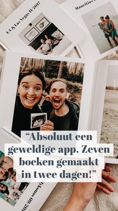 Once Upon | Mooie fotoboeken! - iPhone app - AppWereld