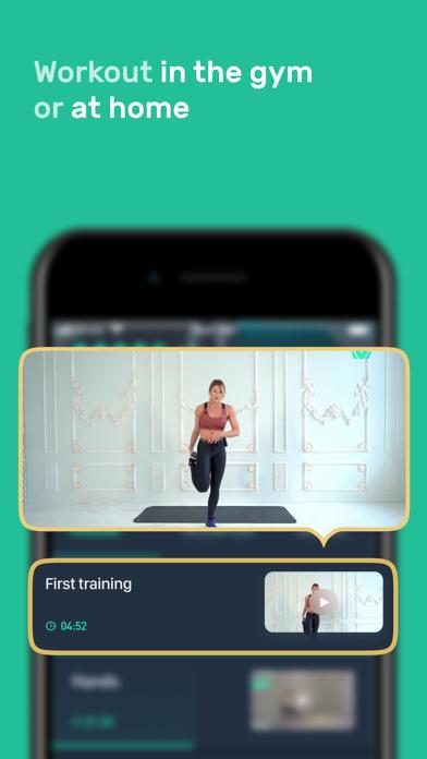 Motify: fitness & home workoutのおすすめ画像4