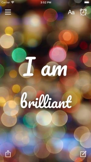 I am - Daily Affirmations Screenshot