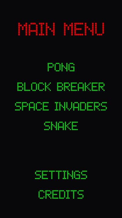 Retro Games Collection screenshot-3