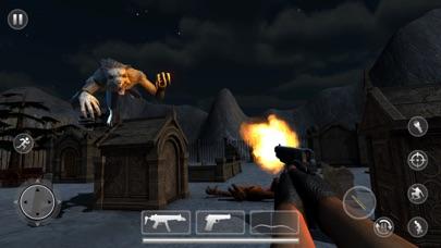 Warewolf Monster Game screenshot two