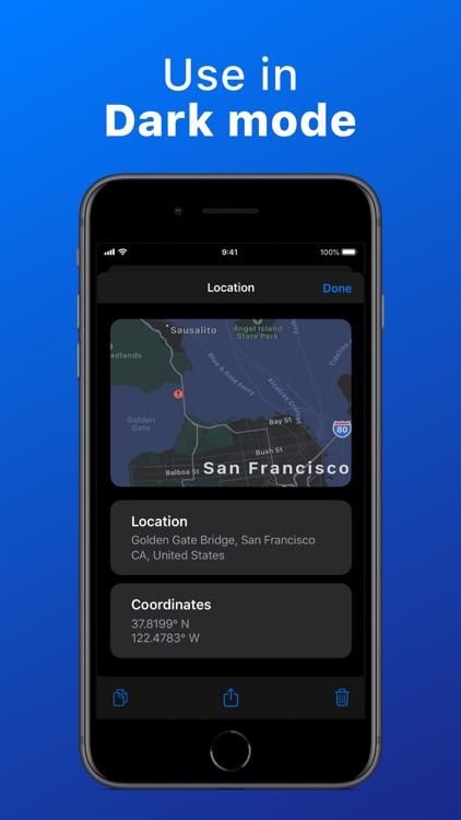 QR Code Reader - QrScan screenshot-3