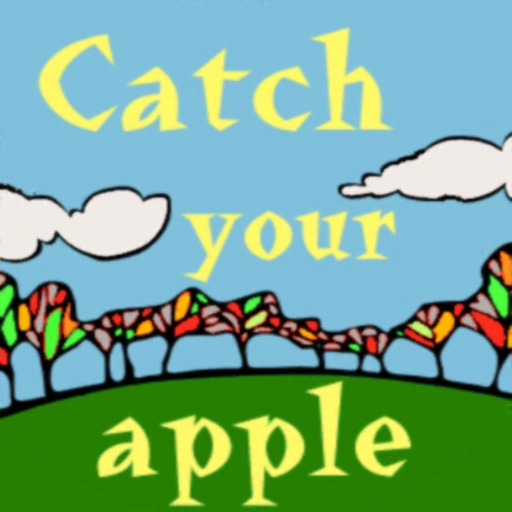 Catch your apple icon