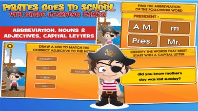 Pirate School: Fourth Grade screenshot two