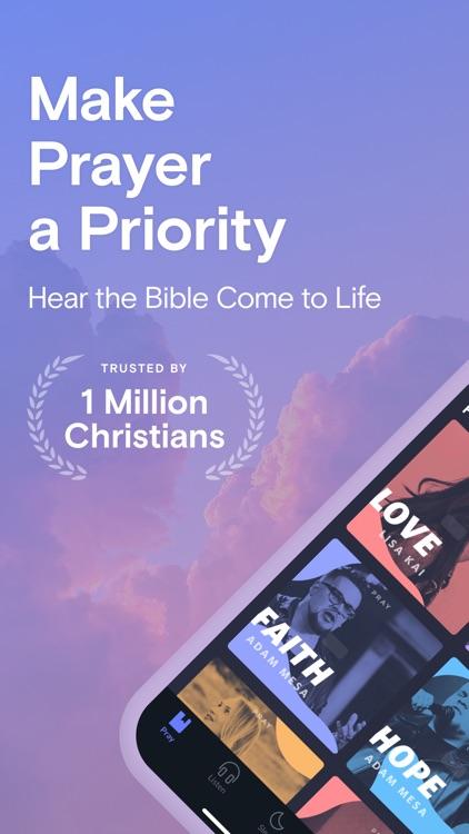 Pray.com Bible & Sleep Stories screenshot-0