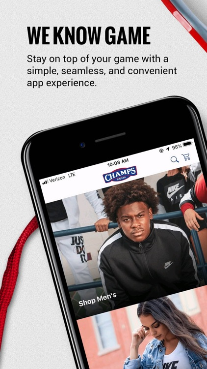 Champs Sports screenshot-0