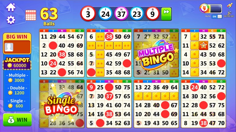 Bingo! Live Story Bingo Games screenshot-9