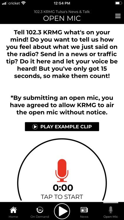 KRMG Radio screenshot-4