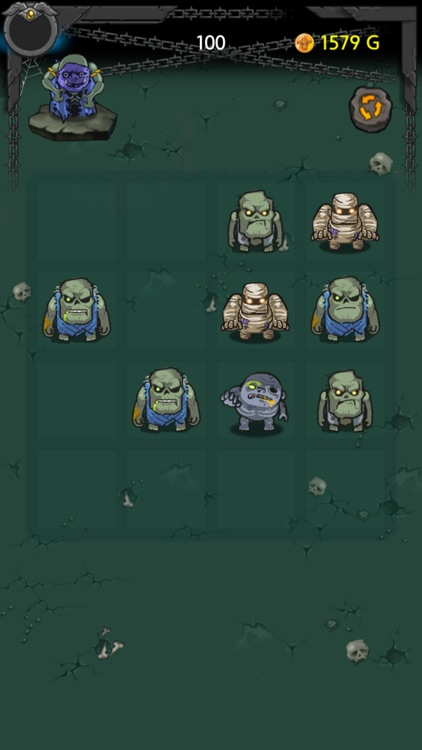 Zombie Evolution 2048 screenshot-0