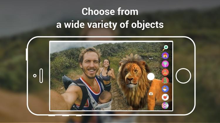 Leo Augmented Reality Video screenshot-7