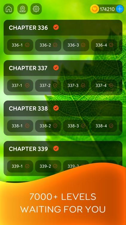 WordYoga: Word Game Collection screenshot-8