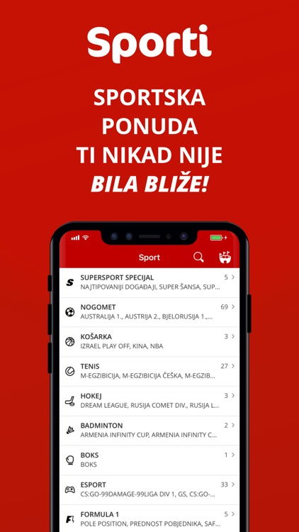 Sporti screenshot-0