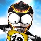 Stickman Downhill - Motocross icon