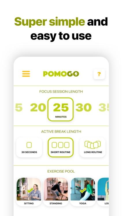 Pomogo screenshot-5