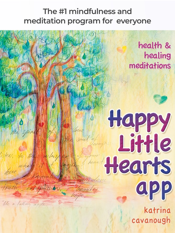 Happy Little Hearts Meditation screenshot 4