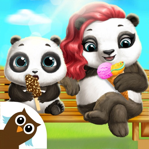 Panda Lu Baby Bear World