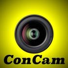 Continuous rec - ConCam icon
