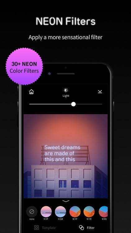 challa NEON: Create Your NEON screenshot-3