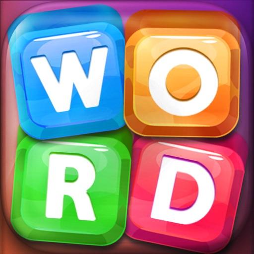 Word Vistas- Stack Word Search