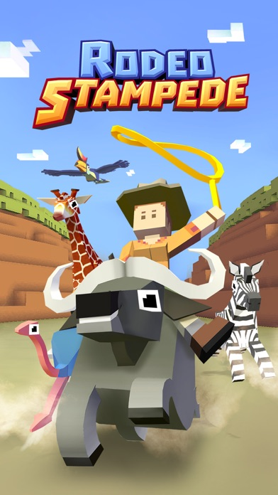 Descargar Rodeo Stampede: Sky Zoo Safari para Android