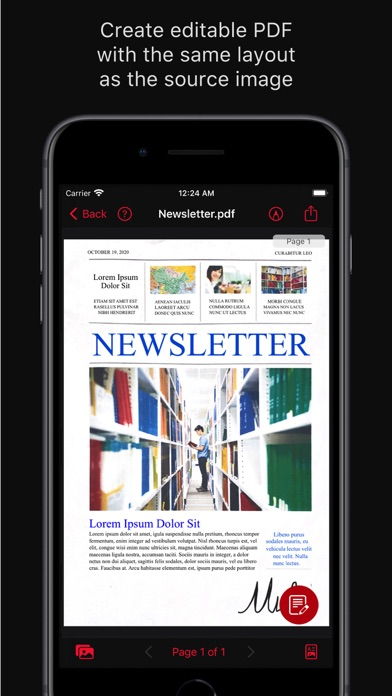 PDF Eye : Scanner App Screenshot