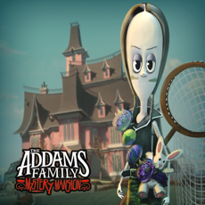 ‎Addams Family: Mystery Mansion