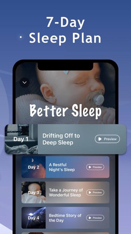 Mintal Sleep:Deep Sleep Sounds screenshot-4