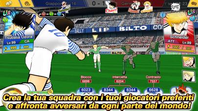 Screenshot of Captain Tsubasa: Dream Team2
