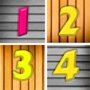 数字拼图 - 数字排序拼图接龙游戏