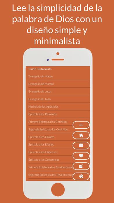 download Santa Biblia Minimalista Pro apps 0