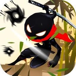 Stickman Parkour-Running Game