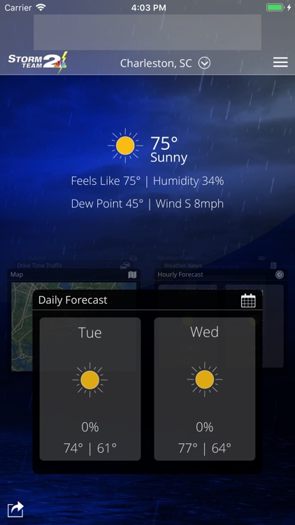 WCBD Weather