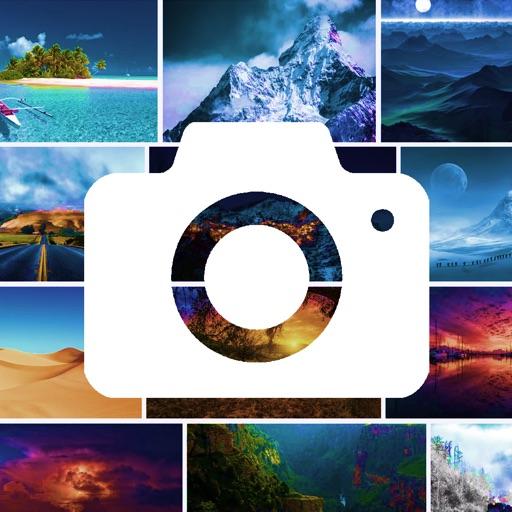 Virtual Backgrounds Camera