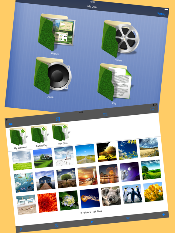 Lock Photo+Video Vault Keep Safe - Secure Private Pictures and Hide Secret Photos Folder screenshot