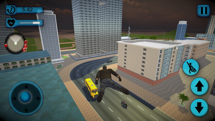 Superhero Crime Fighter screenshot-3